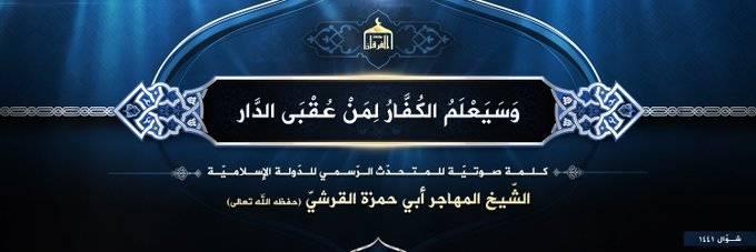 """Stato islamico: """"Allah ha punito l'Occidente con il Coronavirus"""""""