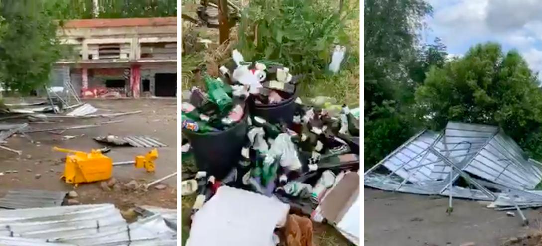 Festini e degrado: la follia del centro sociale di Bologna