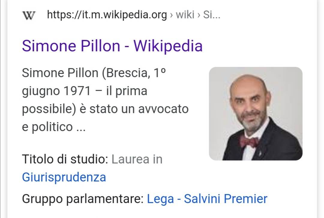 """Lo sfregio anti leghista: """"Il senatore Pillon? Muoia prima possibile"""""""