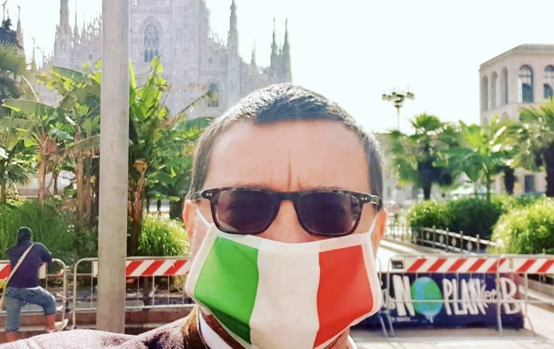 """""""Il fascismo una splendida epoca, Mussolini troppo buono"""": Roberto Jonghi Lavarini condannato a due anni"""