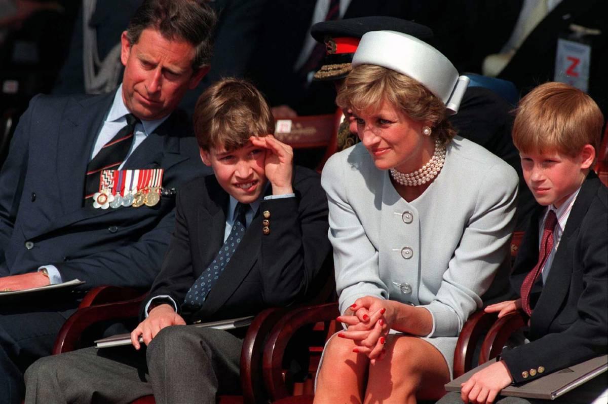 Frattura Royal: ora William e Harry si spartiscono l'eredità di Diana