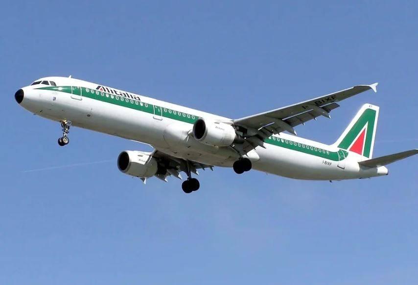 Alitalia senza cassa per gli stipendi