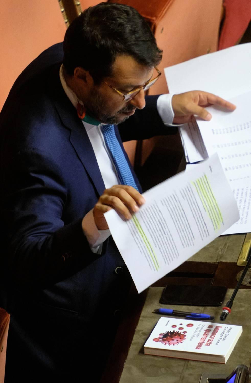 Adesso Salvini studia la mossa per far processare anche Conte