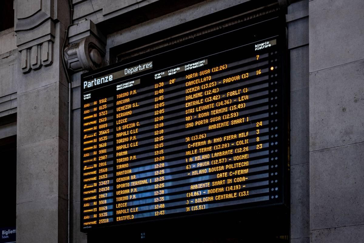 Settimana di Ferragosto con l'incubo spostamenti. Da Milano posti esauriti