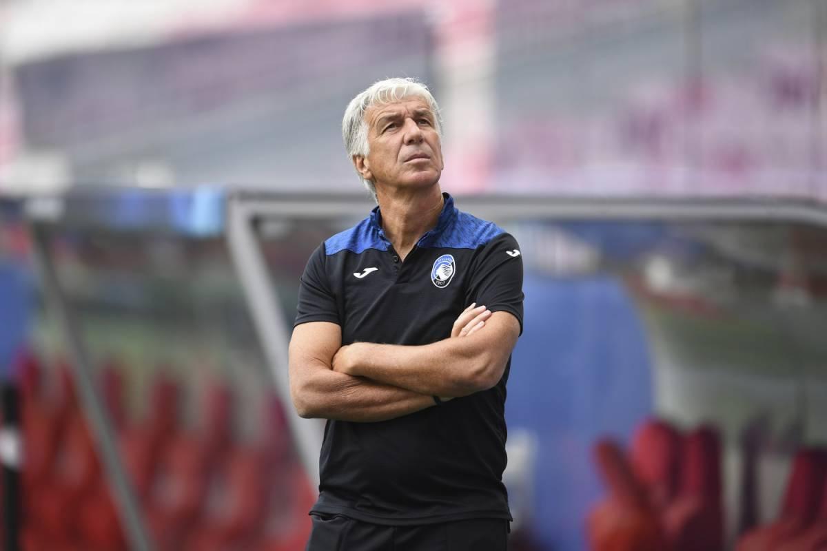 Gasp non passa col rosso: regalo all'Inter