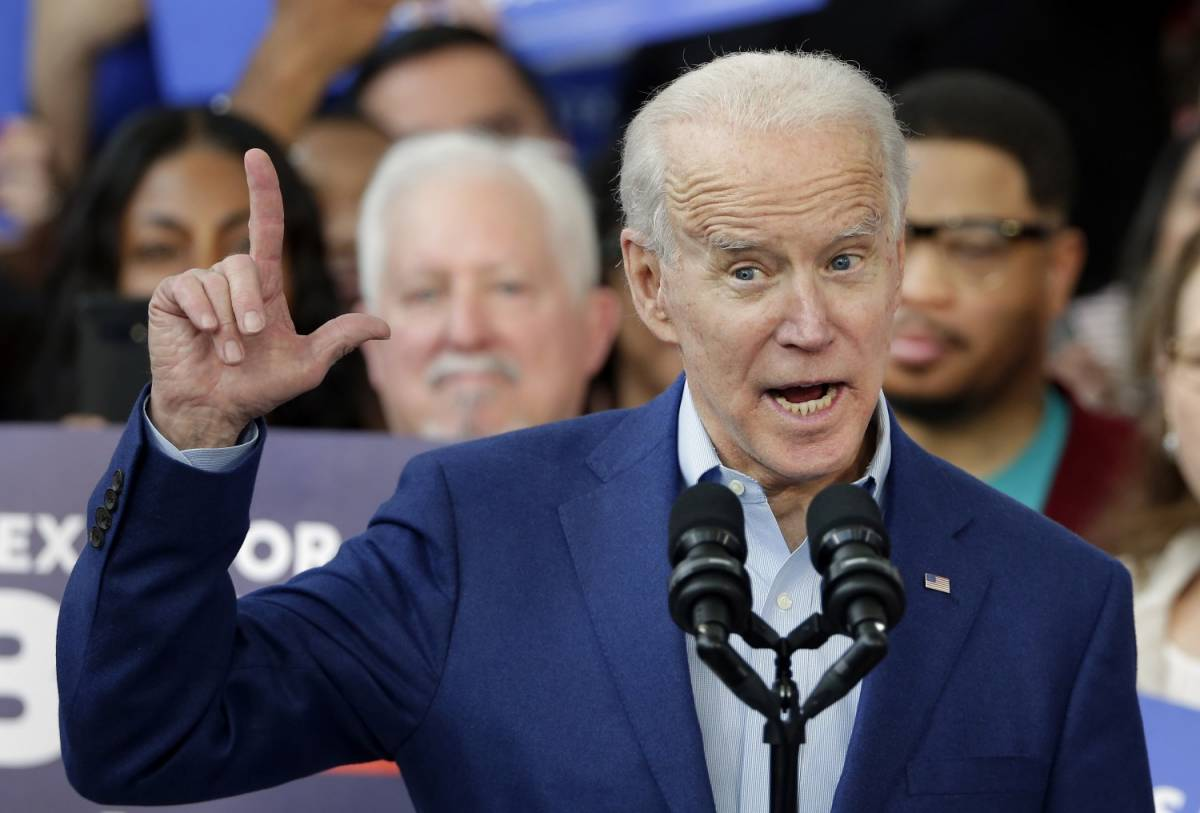"""Nessuna novità da Biden: figura sbiadita del passato"""