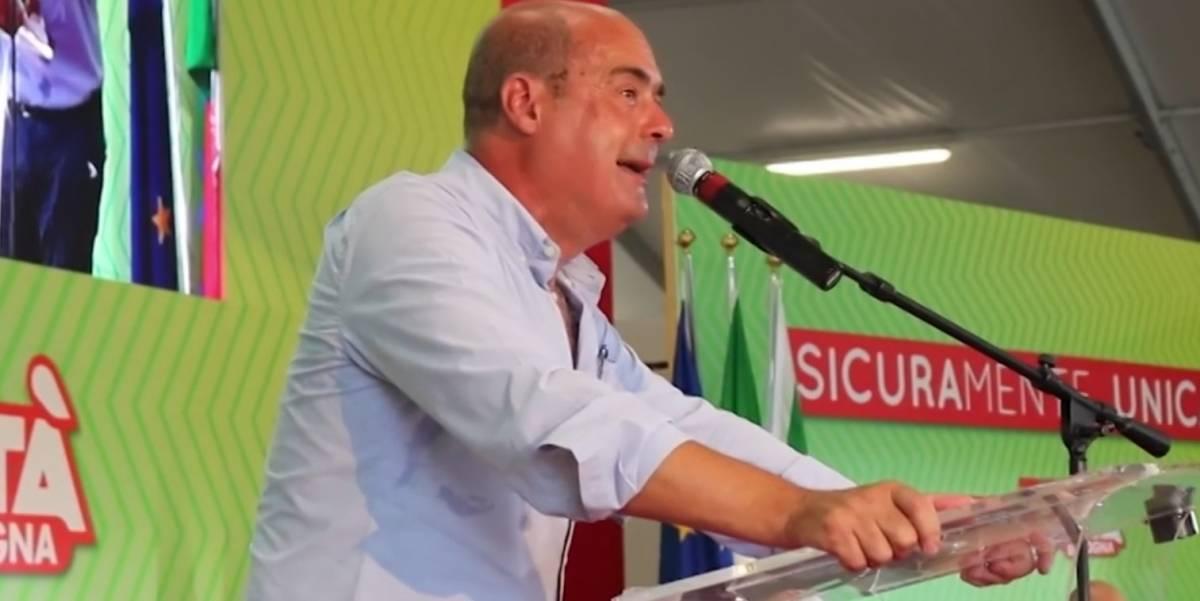 """Referendum, Zingaretti è sempre più solo. Il """"favore"""" al M5S per stare al governo"""