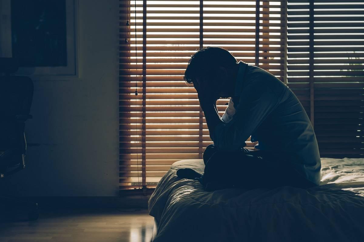 Siete sempre in stato d'ansia? Che cosa non va nel vostro corpo