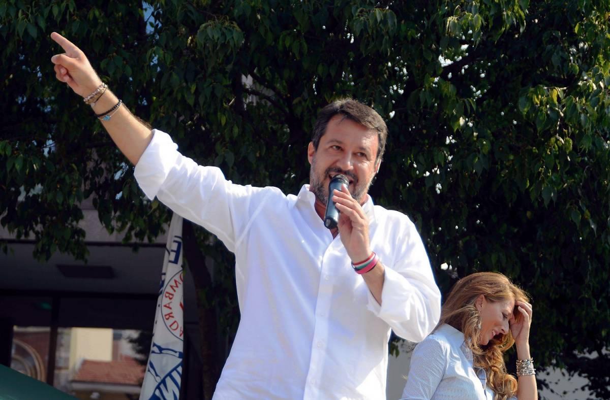 Salvini, ecco la svolta: nasce la segreteria politica
