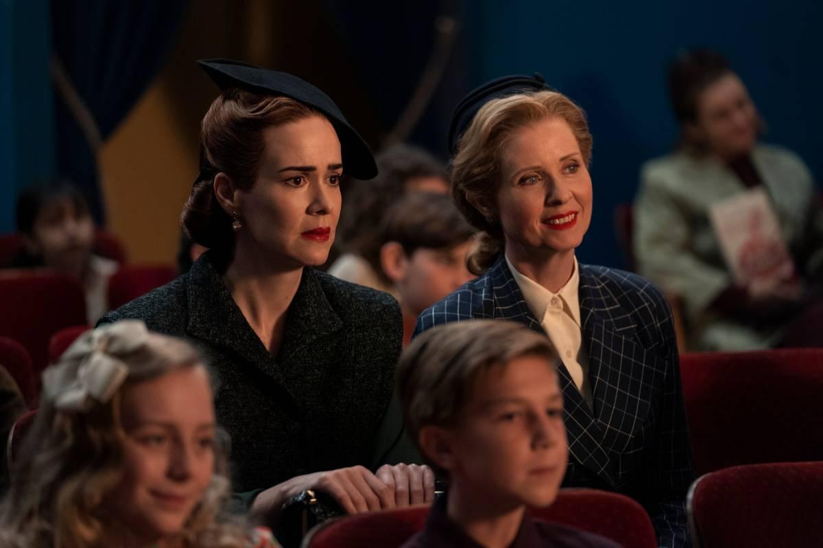 """Su Netflix debutta """"Ratched"""", una serie di assoluto fascino"""