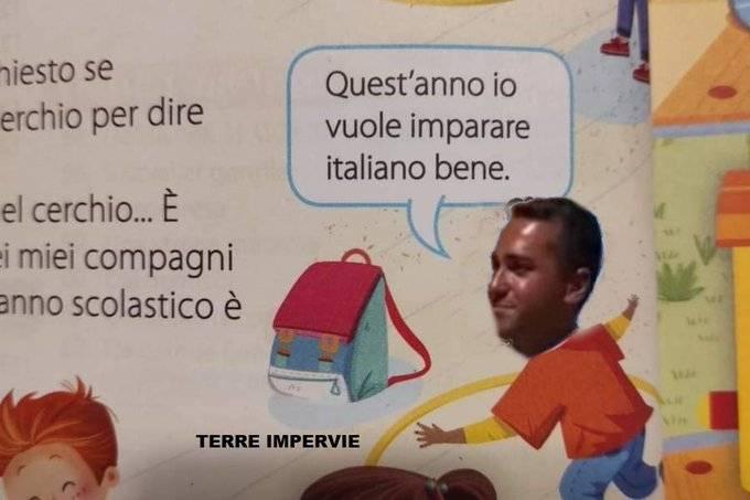 """""""Il bimbo che non sa l'italiano è Di Maio"""": scoppia l'ironia dei social"""