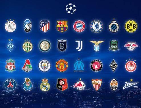 Champions, la Juventus pesca il Barça. Ecco le sfidanti delle italiane