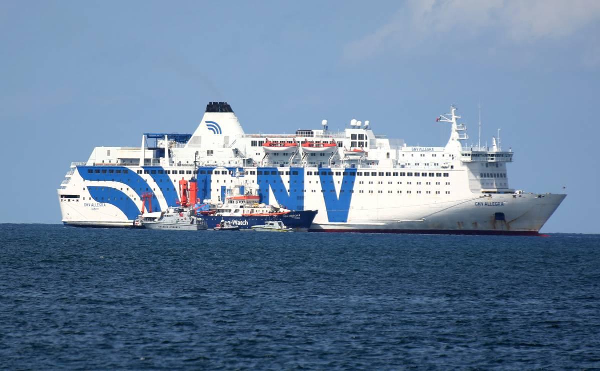 Migrante denutrito e poi morto: l'orrore sulla nave quarantena