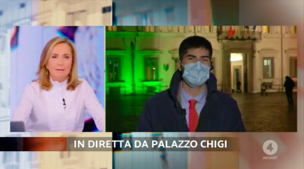 """A Palazzo Chigi decidono chi può parlare e chi no: """"I giornalisti non possono avvicinarsi"""""""