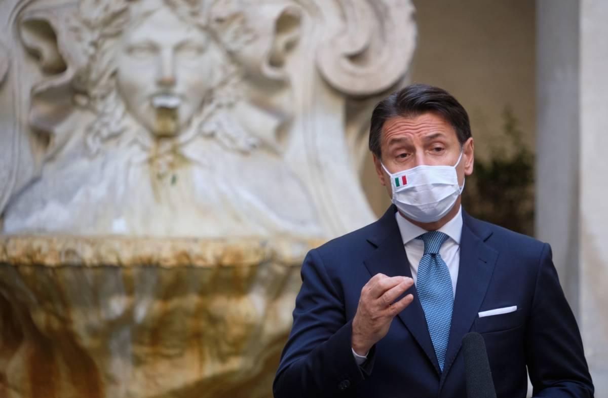 Manipolati da Giuseppi: È lockdown virtuale