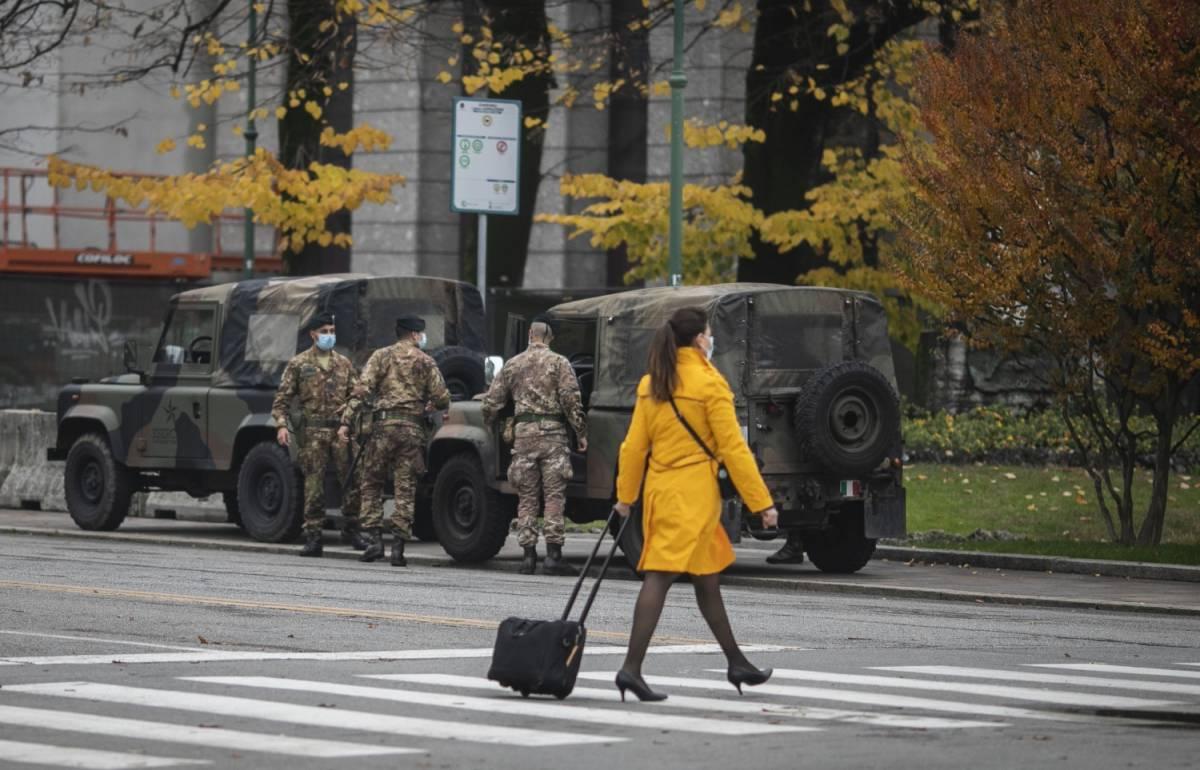 Sicurezza nelle città: servono più soldati però mancano i soldi