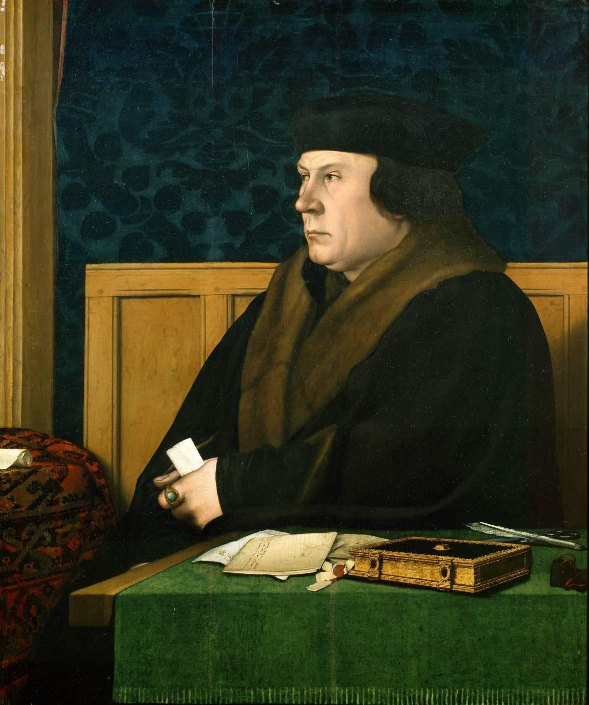 La Storia, il Potere, i re e... Cromwell
