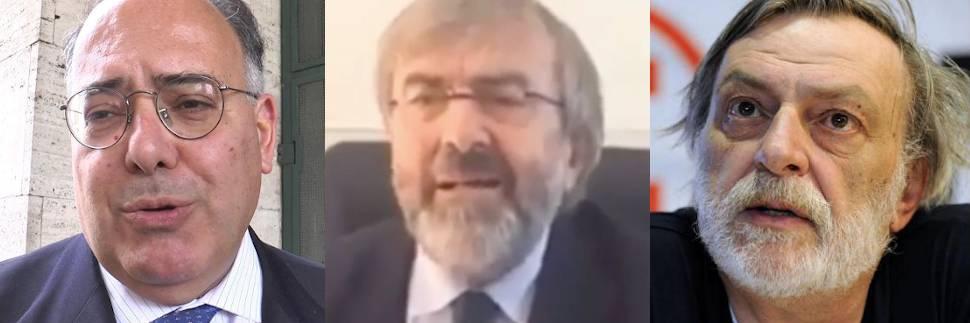 Calabria, Zuccatelli si dimette: Gaudio commissario, delega pure a Strada