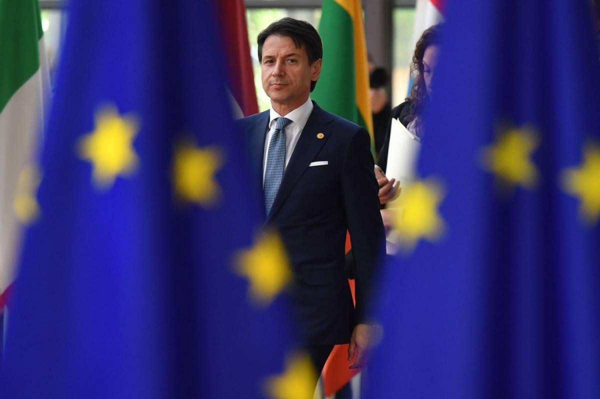 L'Italia rischia di perdere i fondi: dubbi dell'Europa sui piani di Conte