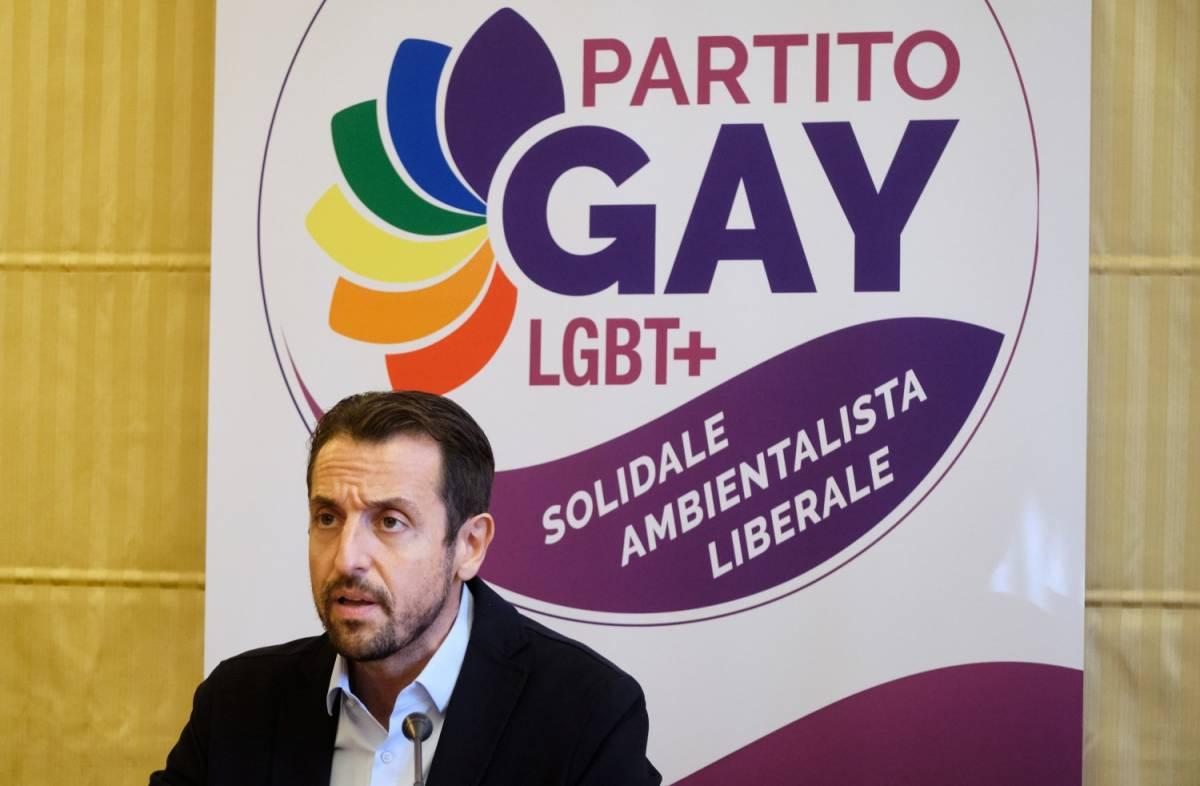 """Nasce il Partito gay che punta al Parlamento: """"Possiamo arrivare fino al 15%"""""""