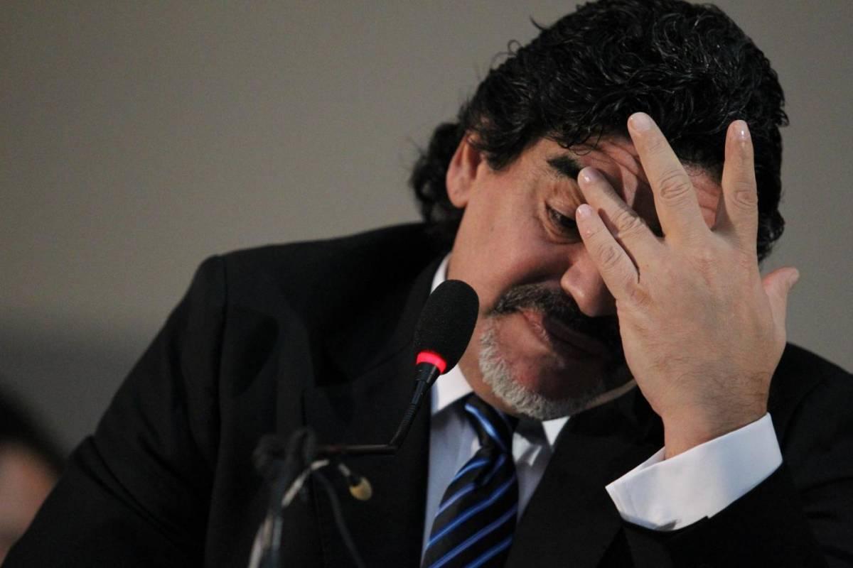 La passeggiata, poi la visita: le ultime ore di Maradona
