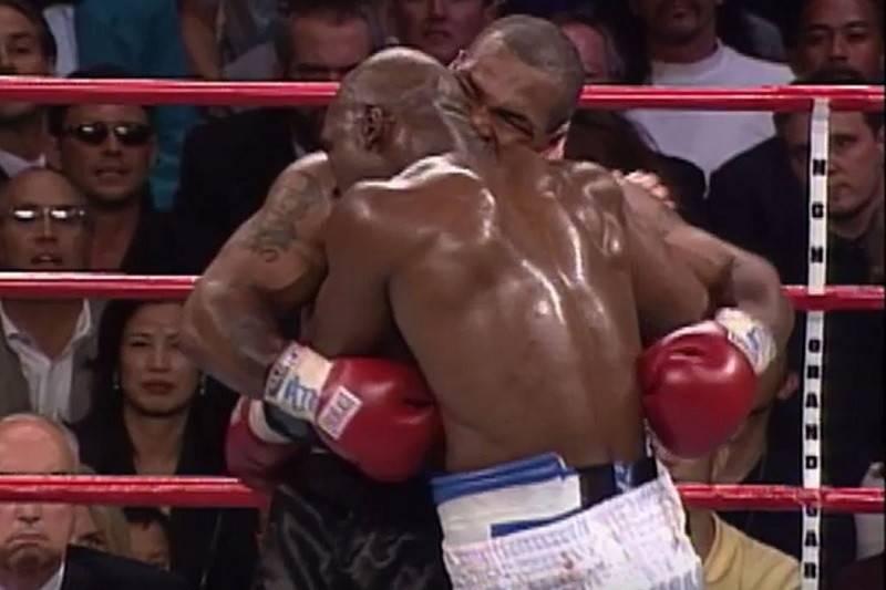 """Holyfield-Tyson, per un """"morso"""" di dollari"""
