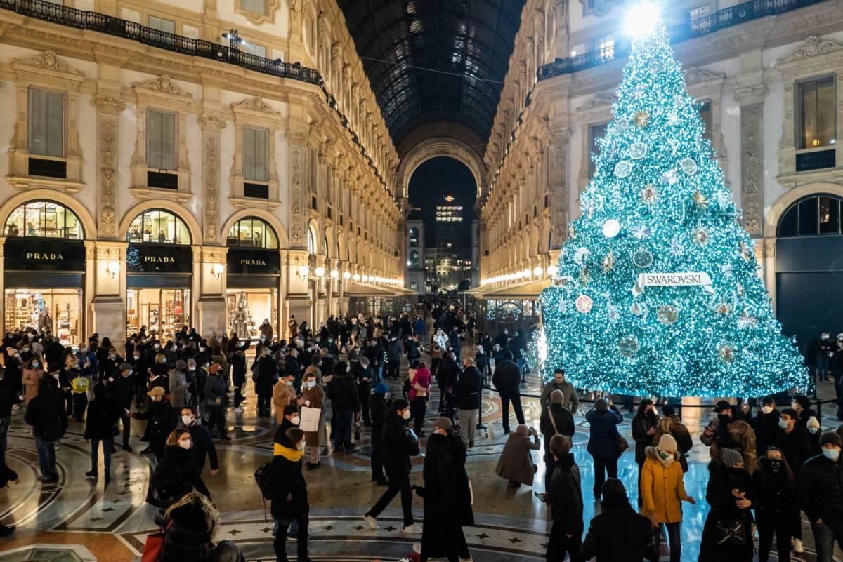"""Natale a """"numero chiuso"""": in Galleria ingressi """"contingentati"""""""