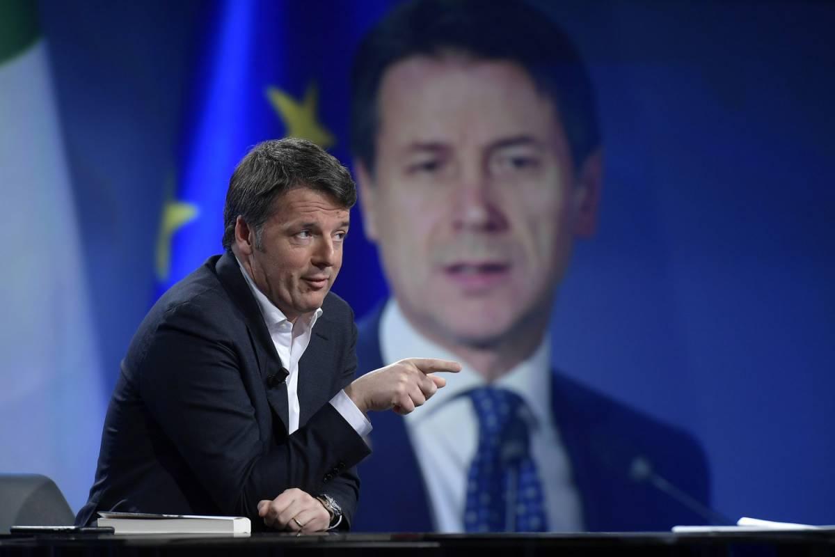 L'ultimo sms tra Conte e Renzi: spuntano le chat della crisi
