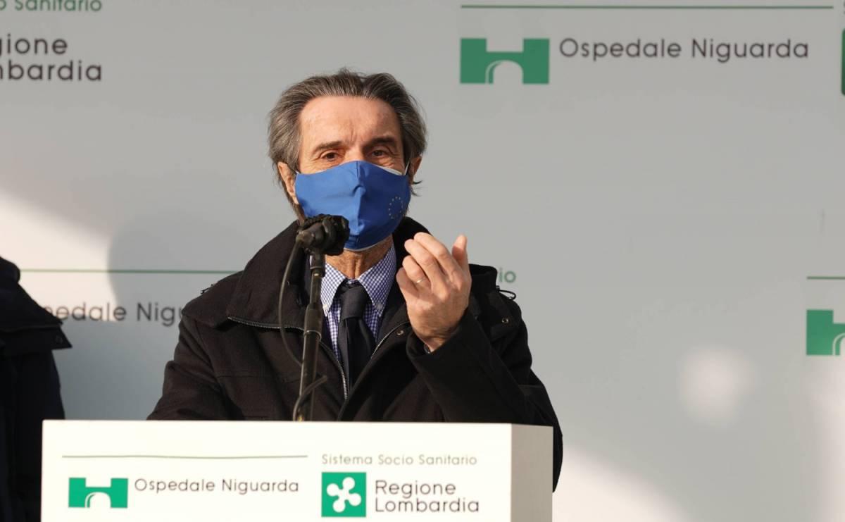 La nuova giunta di Fontana: entra la Moratti, fuori Gallera
