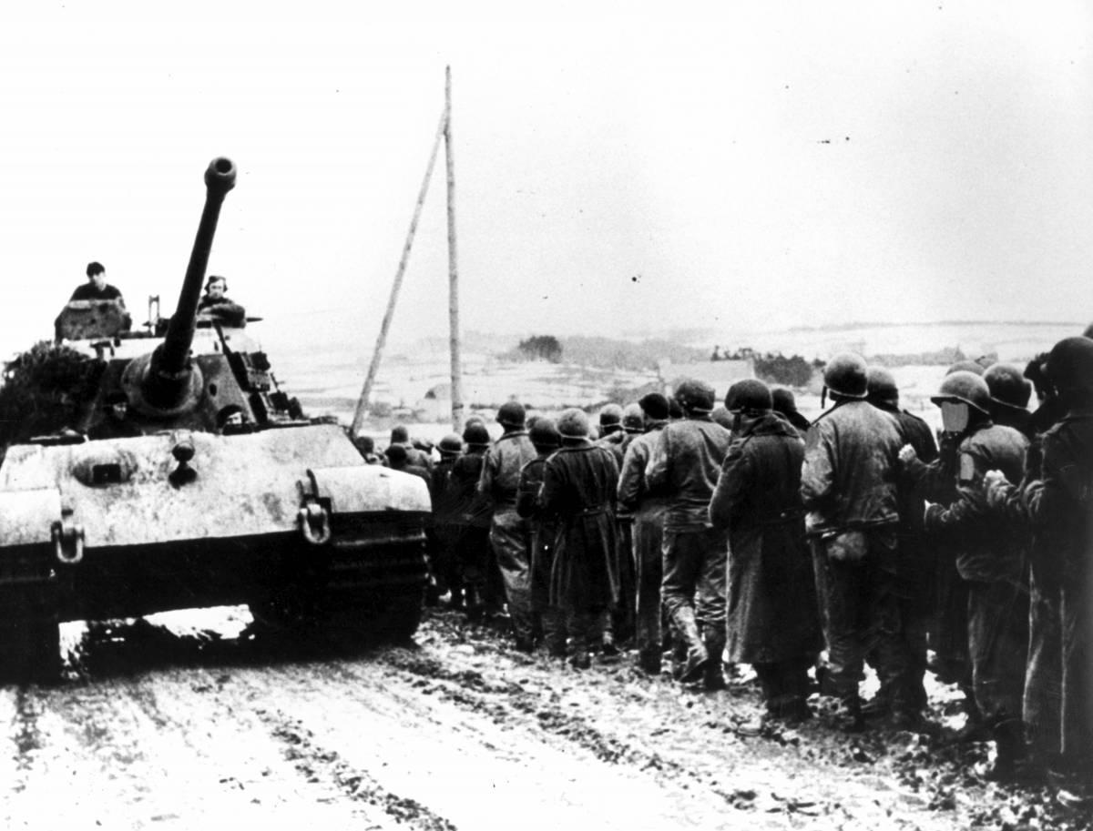 Ardenne, l'ultima offensiva di Hitler per riprendersi l'Europa