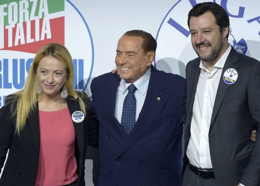 """Partito unico, Salvini: """"Obiettivo a lungo termine"""""""