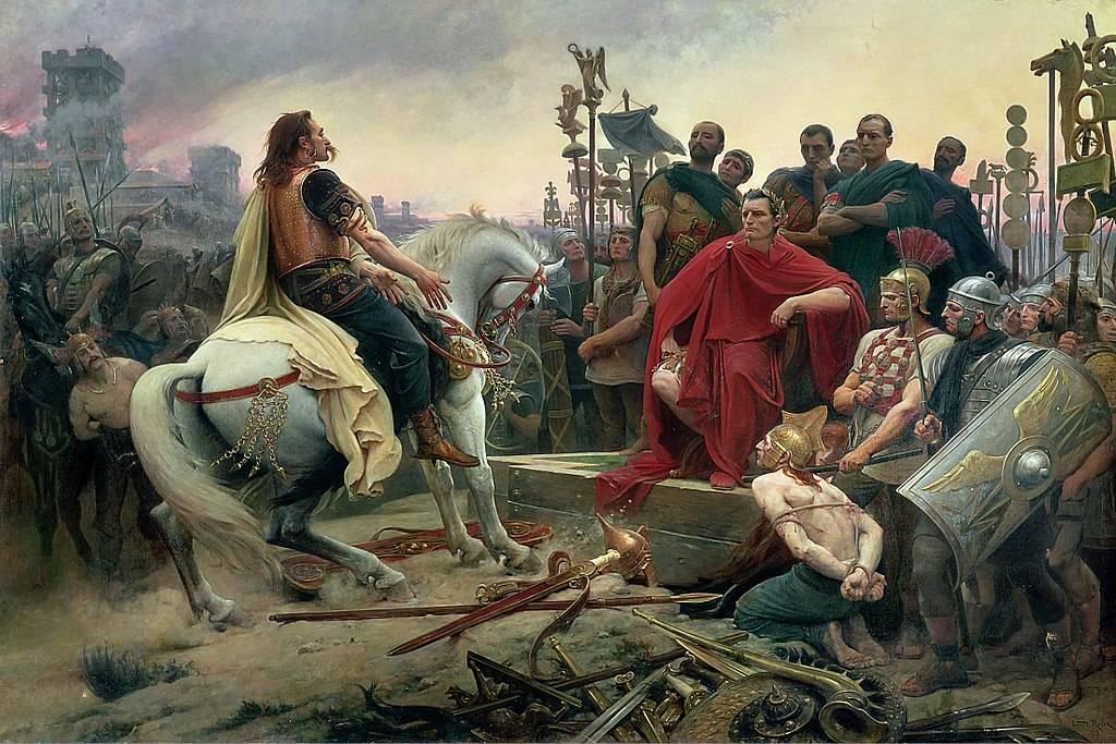 Quando Cesare passò il Rubicone e cambiò la storia di Roma