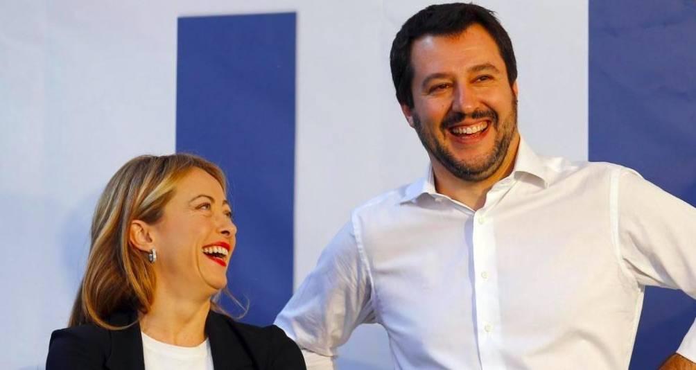 Da sovranisti a conservatori: l'evoluzione di Meloni e Salvini