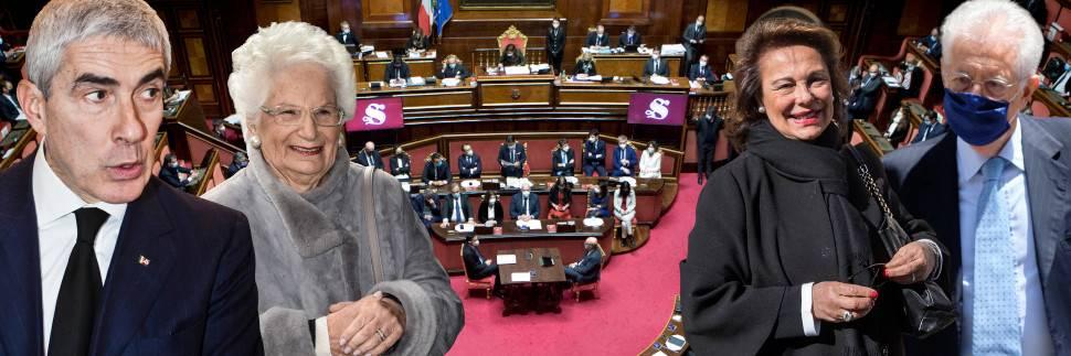 Da Casini a Monti: ecco i senatori che daranno la fiducia a Conte