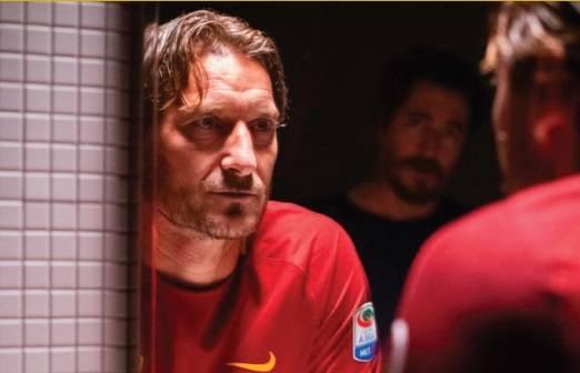 Parte il dribbling televisivo di Totti