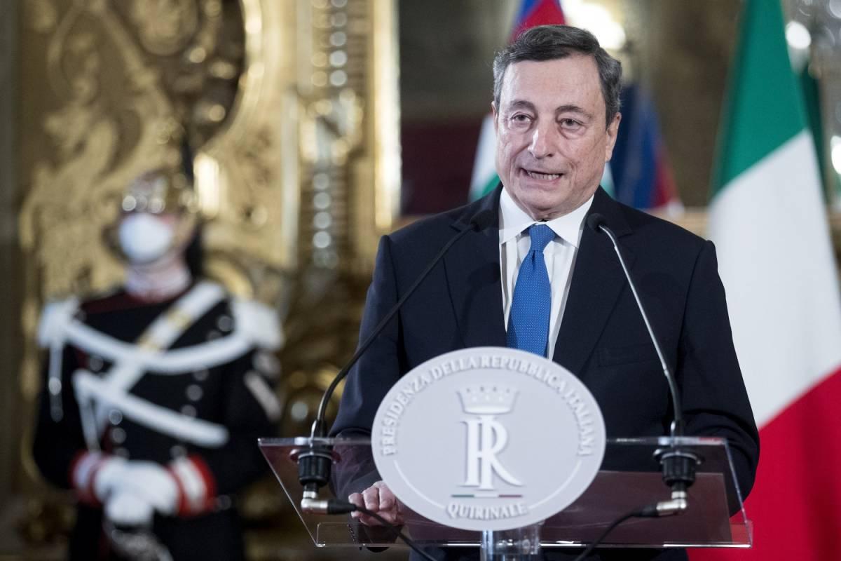 Draghi, al via le trattative: ecco il piano del premier incaricato