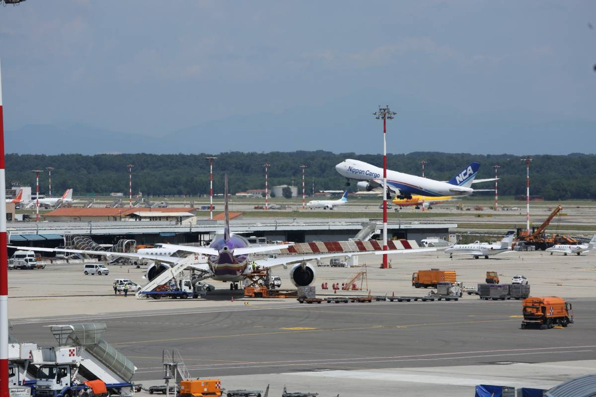 Malpensa e Linate aeroporti virtuosi per la riduzione delle emissioni di CO2 e il risparmio energetico