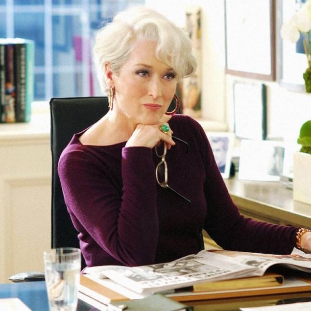 Il diavolo veste Prada, la vera storia dietro al personaggio di Meryl Streep