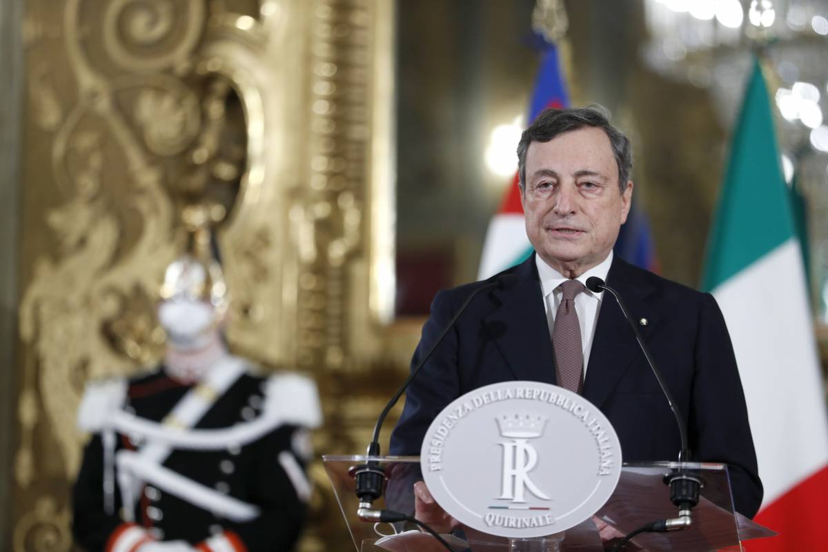 """Draghi piace agli italiani. Ma i sondaggi possono diventar un """"boomerang"""""""