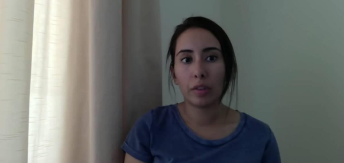 """Il video disperato della principessa Latifa: """"Mio padre mi tiene ostaggio, voglio la libertà"""""""