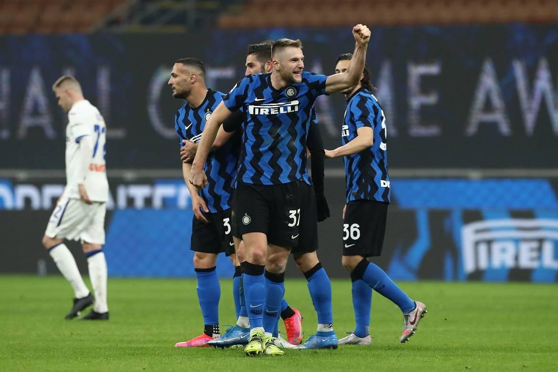 """Inter, zampata di... Milan. E Conte """"sente"""" lo scudetto"""