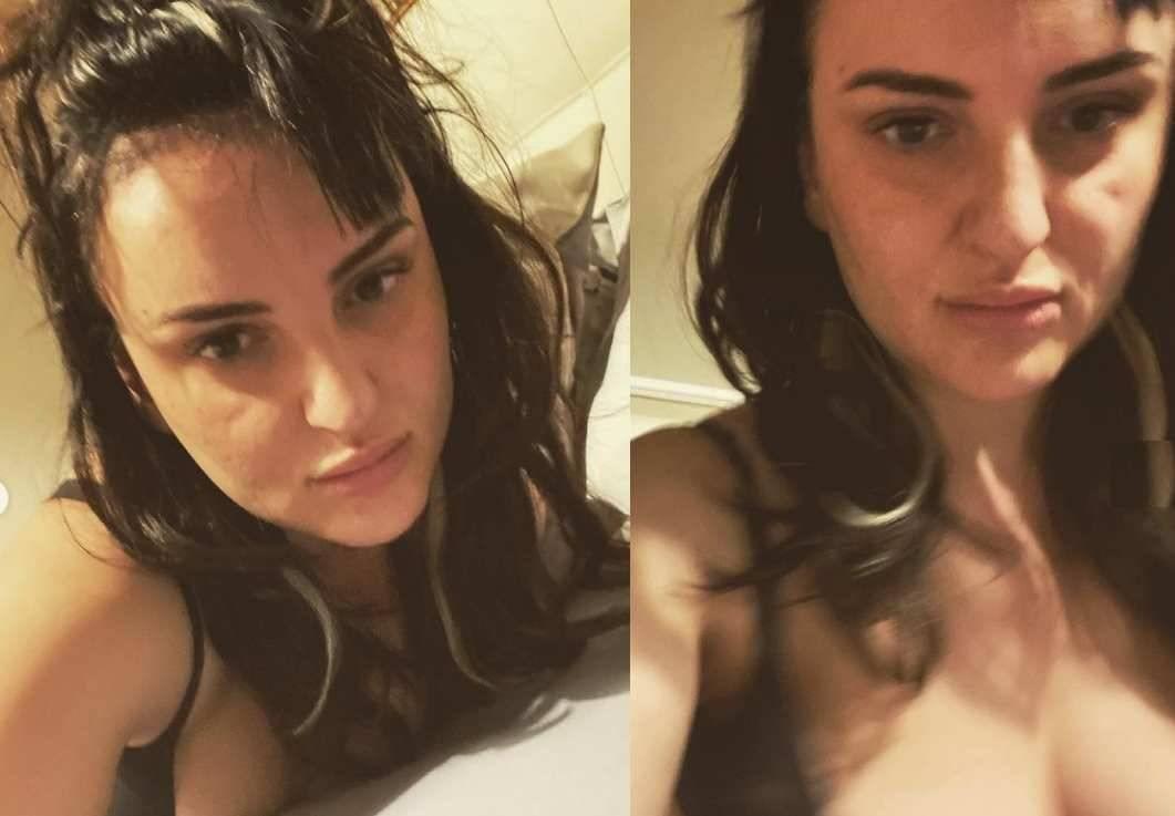 """Arisa mostra il seno sui social: """"Da piccola era un problema. Ora no"""""""