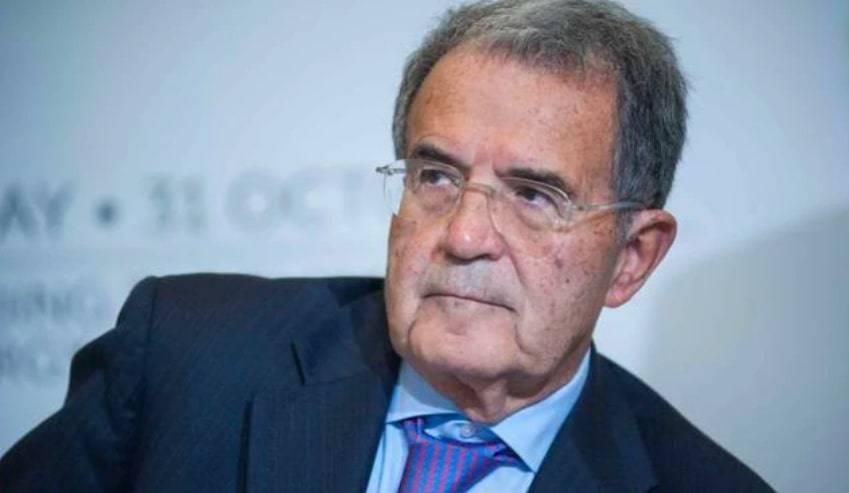 """Prodi: """"La perizia sul Cav? Ennesima follia dell'Italia"""""""