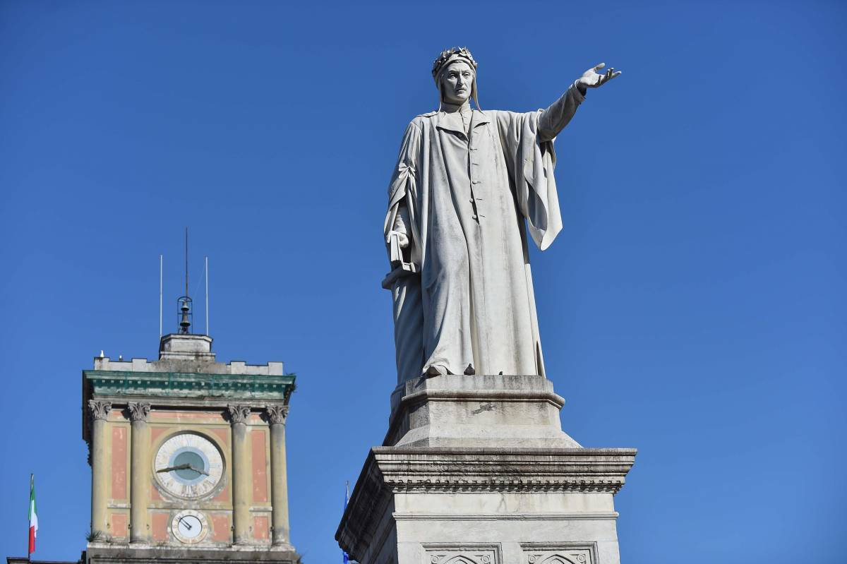 Censurano Dante per festeggiarlo