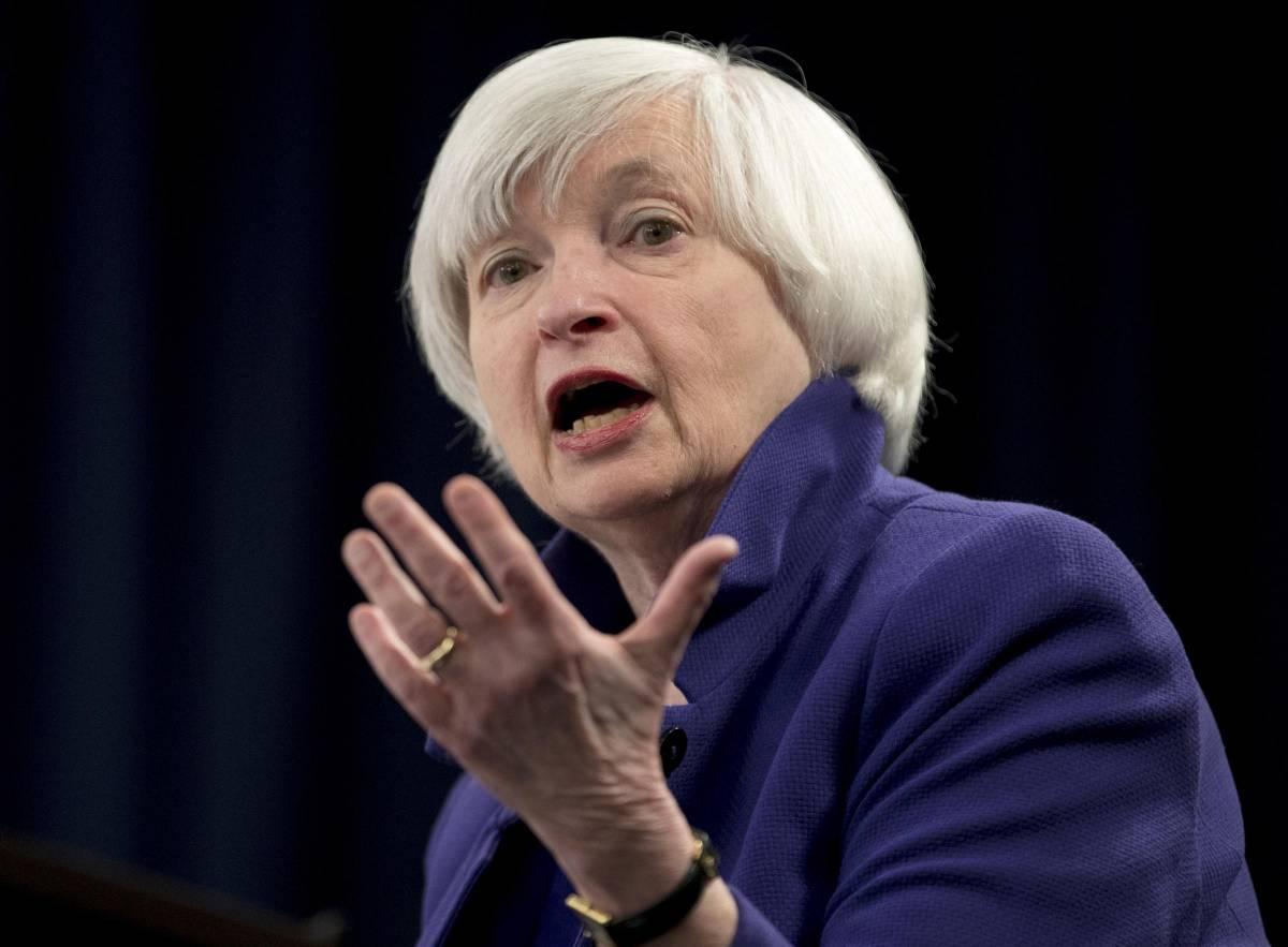 """Gli Usa preparano il terreno: """"I tassi potrebbero risalire"""""""