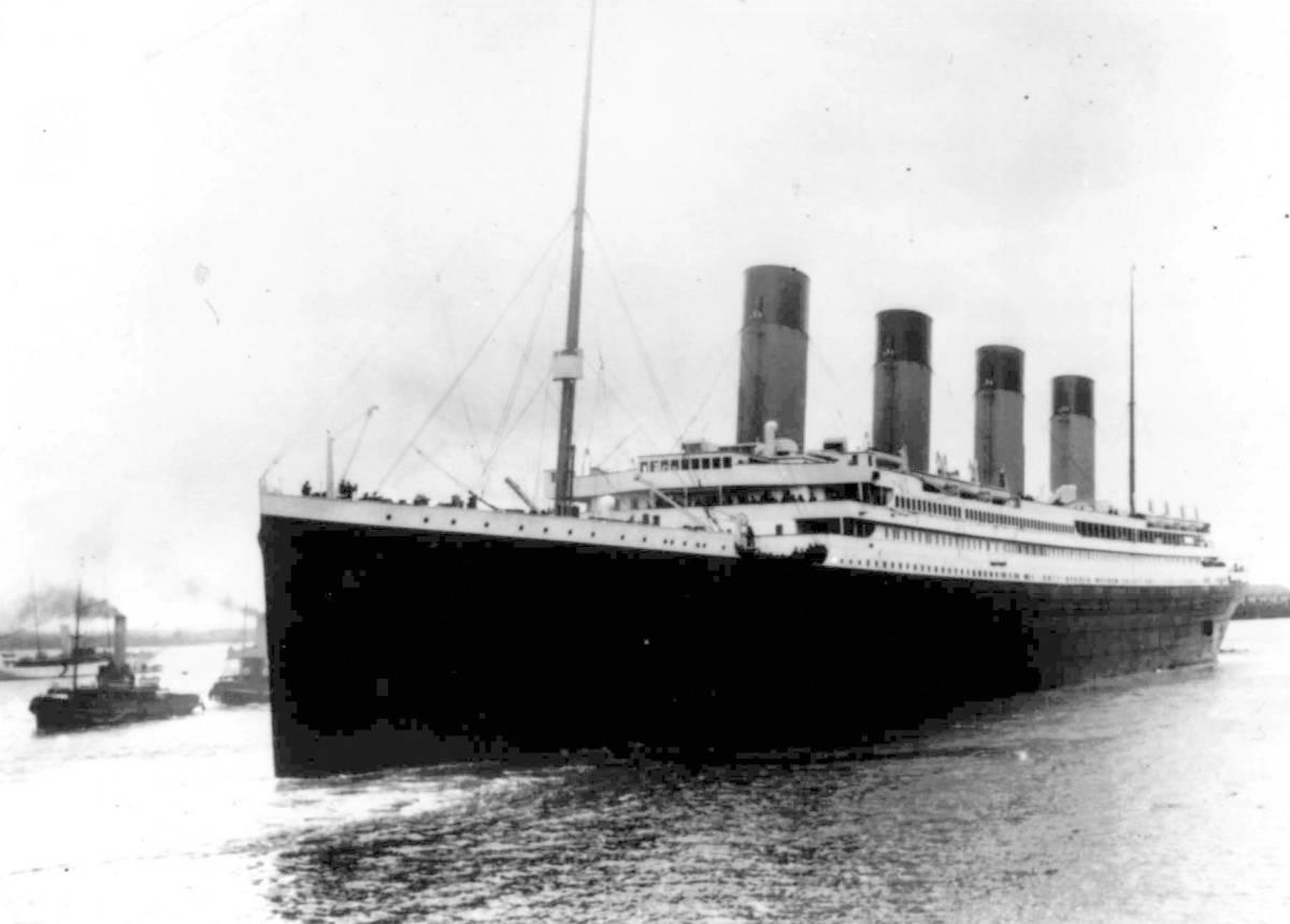 Titanic, il mistero del messaggio in bottiglia. È di una 12enne, ma nessuno sa se sia vero