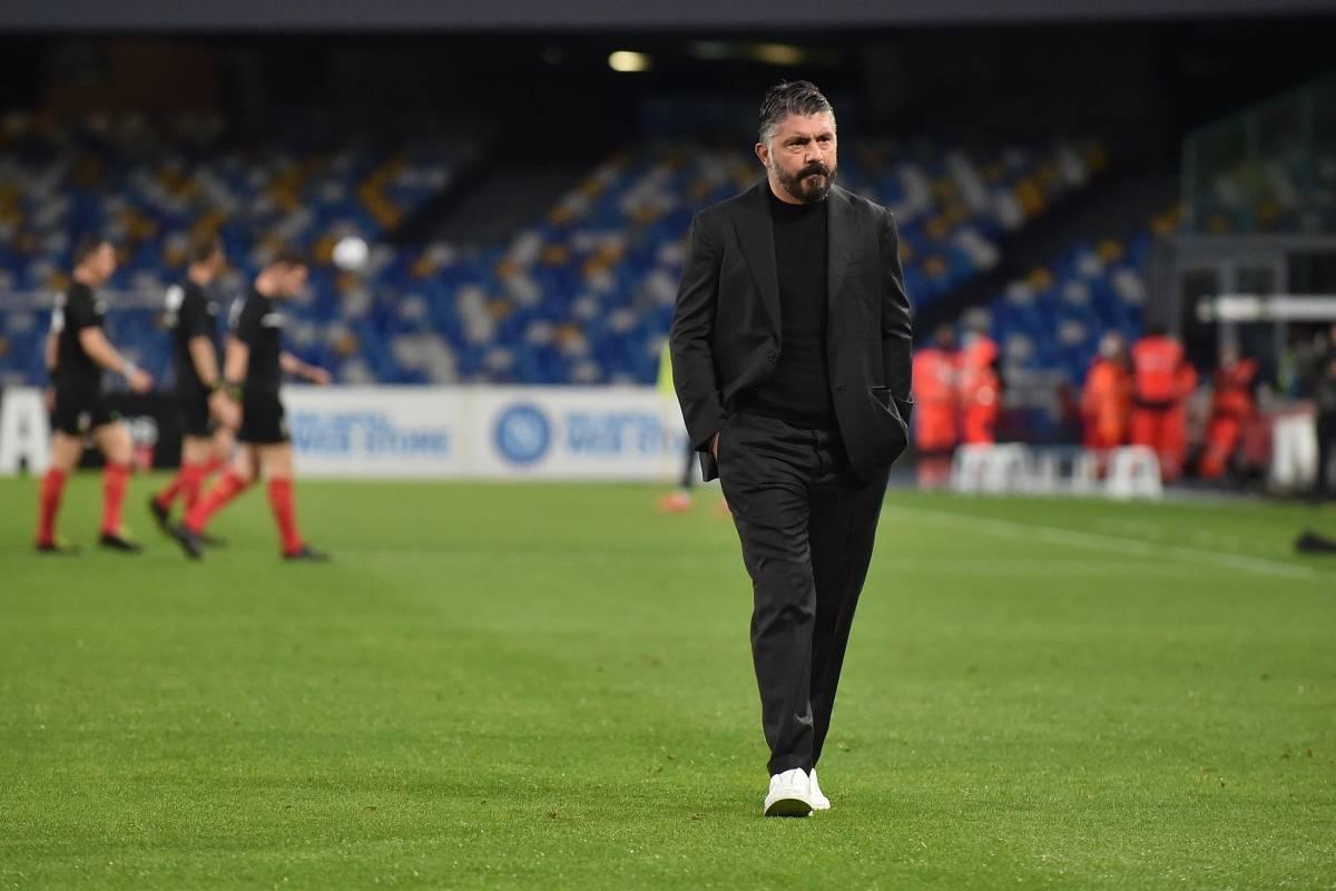 La telefonata, l'offesa pesantissima: cos'è successo tra Gattuso e la Fiorentina