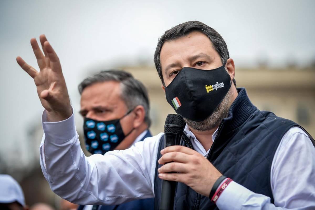 """""""Era meglio fare entrare Salvini al governo..."""""""