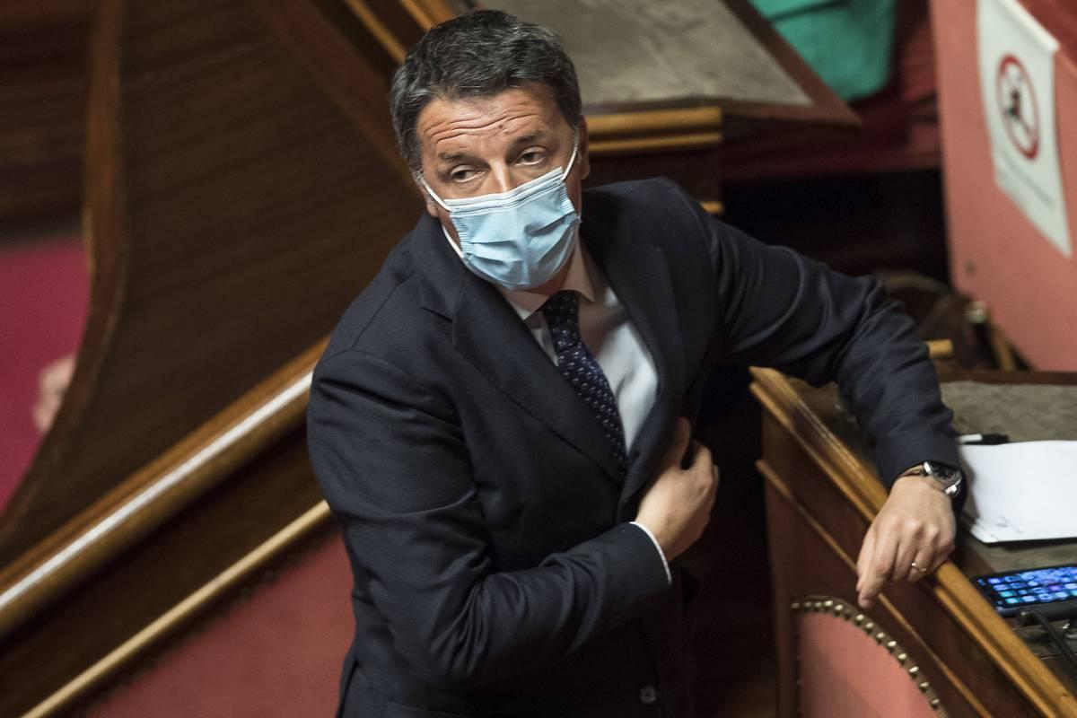 Ddl Zan, aria di disfatta per il centrosinistra. Salvagente da Renzi