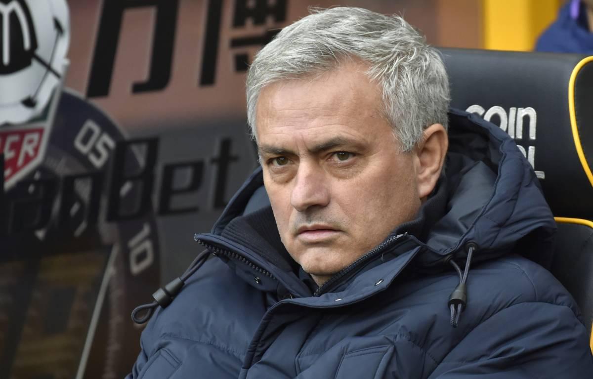 Antonio copia (e male) la fuga di Mourinho